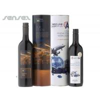 Wholesale Promotional Custom Printed Wine & Cylinder Gift Sets from china suppliers