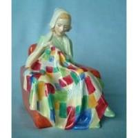 Lady Figurines Royal Doulton Patchwork Quilt (HN1984)