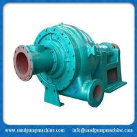 Sand Pump High efficiency wear resistant marine sand pump