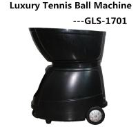 China GLS-1701 CE proved factory supplier Micro-computer Smart tennis ball machine for Sale on sale