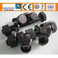 China A490/A490M Heavy hex structural bolts on sale