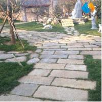 Wholesale Antique yellow granite stone paver from china suppliers