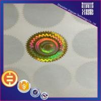 Wholesale Special Sharp Gold Hologram Label from china suppliers