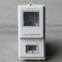 China Three Phase Electrical Meter Box on sale