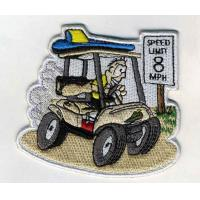Wholesale Custom Embroidery Digitising Hot Cut Patches Badges Borders from china suppliers