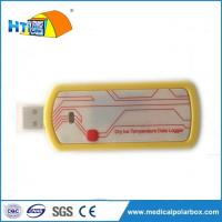 Buy cheap Dry Ice Temperature Recorder -85 C Extreme Low Temperature Data Logger from wholesalers