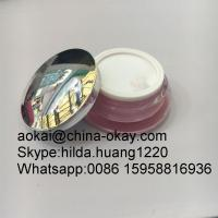 Wholesale 15g 30g cosmetic jar with high quality,empty elegant uv gel jar/10g eye cream jar container from china suppliers