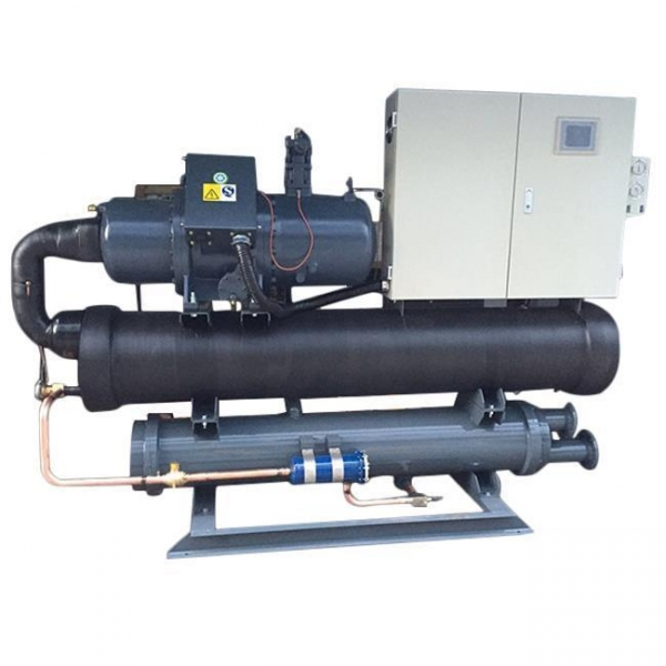 Water chiller hp glycol industrial cooled