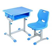 Wholesale Mordern Plastic School Desk And Chair Set from china suppliers