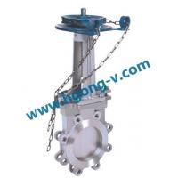 Wholesale DIN stainless steel lug type knife gate valve from china suppliers