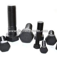 Wholesale DIN933 Din609 ISO4017 JIS1180 Metric Hex Head Bolts from china suppliers