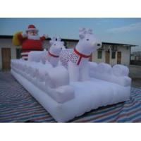 Wholesale santa with deer from china suppliers