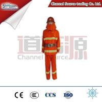 Wholesale Fire fighting working suit from china suppliers