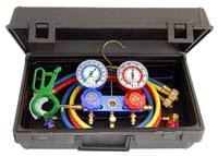 Wholesale Air Conditioning ML89660-PRO5 R134A Aluminum A/C Manifold Gauge Set from china suppliers