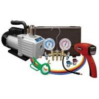 Wholesale Air Conditioning ML90062-A-KIT A/C Value Pack Vacuum Pump Leak Detector & Can Tap from china suppliers