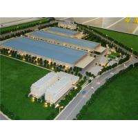 Wholesale 1:100 Scale Model Of Industry Building,miniature Model Makers from china suppliers