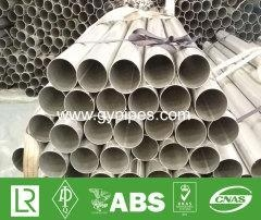Quality Stainless Steel Type 316L Pipes for sale