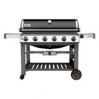China Weber Genesis II E-610 Natural Gas Grill Black 68010001 Free Shipping in Continental US on sale