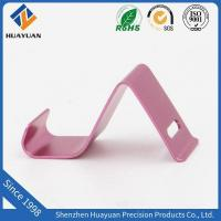 Wholesale Sheet Metal Fabrication Aluminum Stamping Parts with Powder Coating from china suppliers