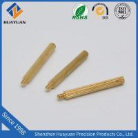Wholesale M2 Knurled Round Brass Pillars Standoff Screw from china suppliers