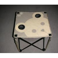 Kid folding table for kid