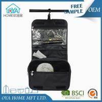 Wholesale Fabric Hanging Cosmetic Travel Organizer Bag from china suppliers