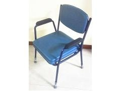 China Commode Chair RA-CC010 height adjustable commode chair