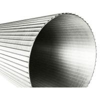 Reverse Formed Wedge Wire Screen Pipes