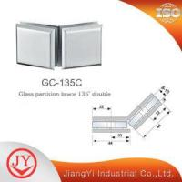 Wholesale 135 Degree Glass Clamp For Shower Room from china suppliers