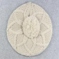 Wholesale Women Fashion 100% Acrylic Winter Cheap Beret Hats for Women from china suppliers