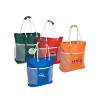Wholesale Rope Handle Polyester Beach Tote Bag from china suppliers