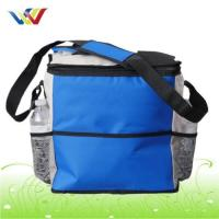 Wholesale Cooler Bag Soft Sided Cooler Bag 24 Can Large Tote with Shoulder Strap for Picnic Beach or Sports from china suppliers