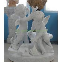 Wholesale Stone Carvings & Culture Stone White Marble Human Carving from china suppliers