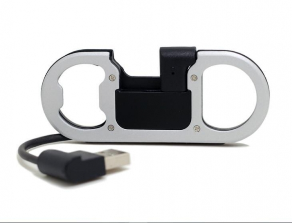 keychain usb cable with bottle opener 2in1 of item 47821773. Black Bedroom Furniture Sets. Home Design Ideas