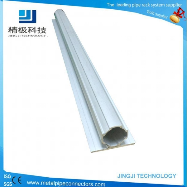 China Dia28mm Aluminum pipe Name:Dia 28mm Aluminum Pipe with Double Frame