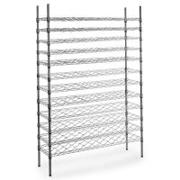 Wire Wine Rack Kit with 74