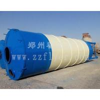 Wholesale 30 tons -100 tons of bulk cement silo from china suppliers