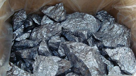 Quality Solar Grade Polysilicon Chunk 99. 999% (over 0. 5ohm is above 70% ) for sale