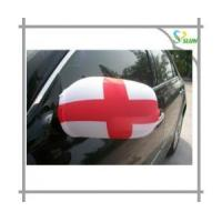 Wholesale Worldcup flag high quality new design side car mirror cover manufacturer from china suppliers