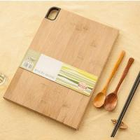Wholesale Eco-Friendly kitchen cutting board bamboo chopping block from china suppliers