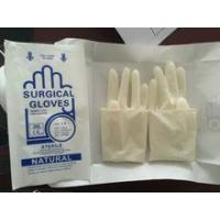 Buy cheap cleaning and garden household latex Long cuff gloves FLG003 from wholesalers
