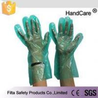 Buy cheap cheap natural latex and rubber cleaning and kitchen Household Gloves FHG046 from wholesalers