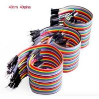 Wholesale 40 pin 40CM Jumper wire M/M M/F F/F from china suppliers