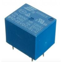 Wholesale Mini 5V DC Power Relay SRD-5VDC-SL-C 5 Pin PCB Type from china suppliers