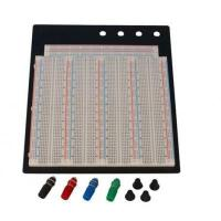 Wholesale 3220 POINT 4 TERMINAL 7 BUS STRIP 4 BINDING POST BREADBOARD from china suppliers