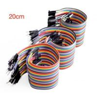 Wholesale 40Pin 20cm Jumper wire M/M M/F F/F from china suppliers
