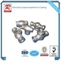 Wholesale Cast Aluminum Bottom Drop Tees with T6 heat treament from china suppliers