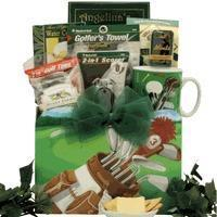 Wholesale Christmas Decor Golfing Around: Gourmet Golf Gift Basket from china suppliers