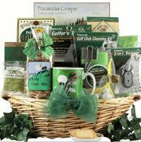 China Christmas Decor Golfer's Delight: Gourmet Golf Gift Basket on sale
