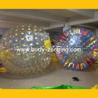 Wholesale Shining Zorb Ball ZORB3055 Glow Human Hamster Ball from china suppliers